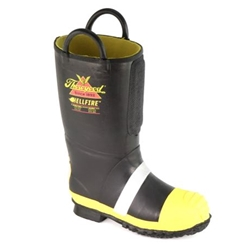 Thorogood Rubber Insulated Lug Sole Fire Boot